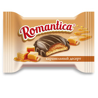"""Romantica"" with soft caramel"