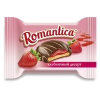 """Romantica"" with jelly filling"