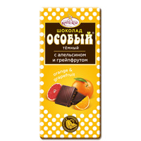 «Osobyi» with orange